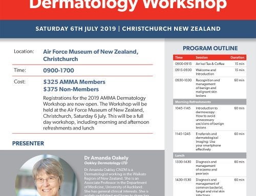 2019 AMMA Dermatology Workshop